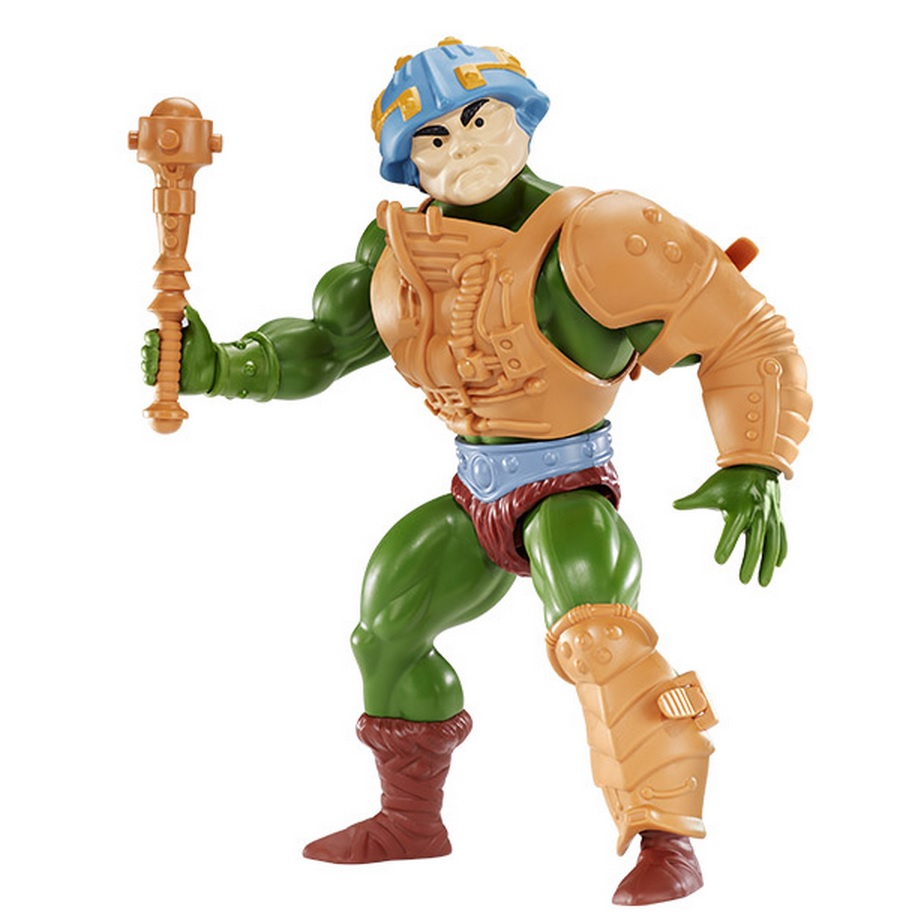 Giant Man At Arms He Man World