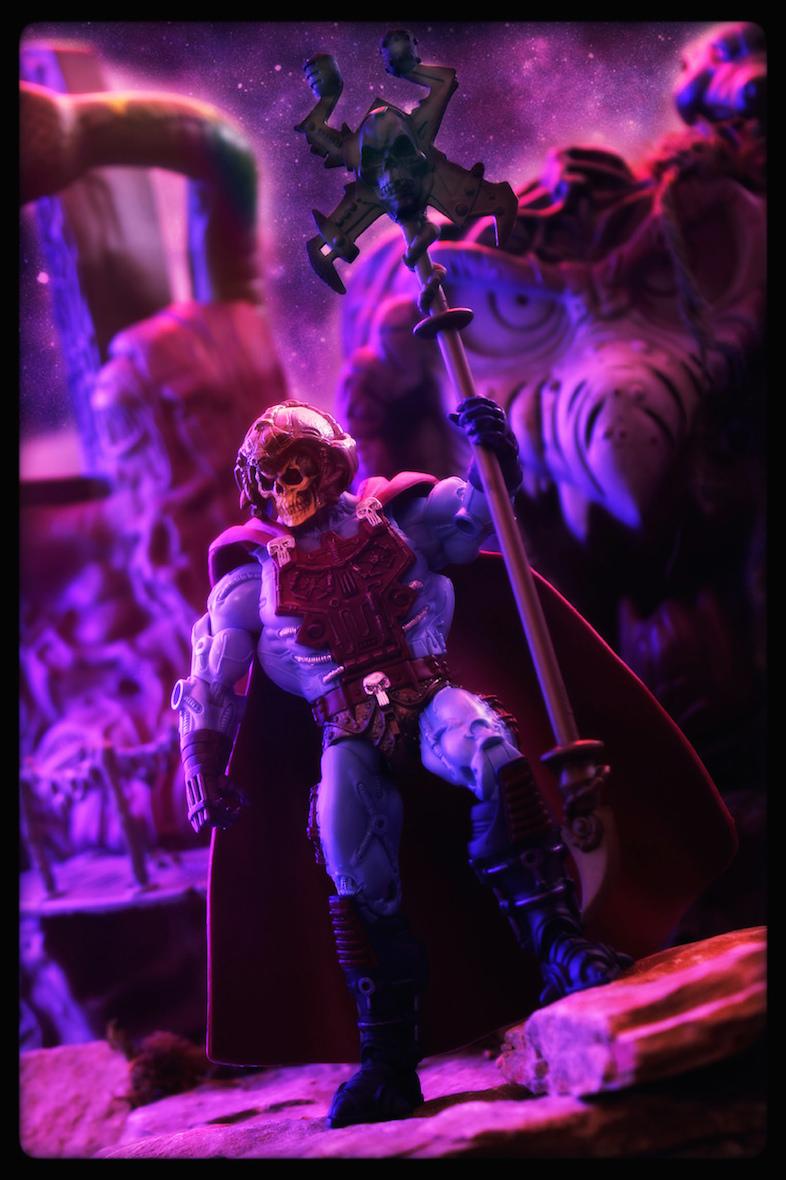 Skeletor Intergalactic He Man World
