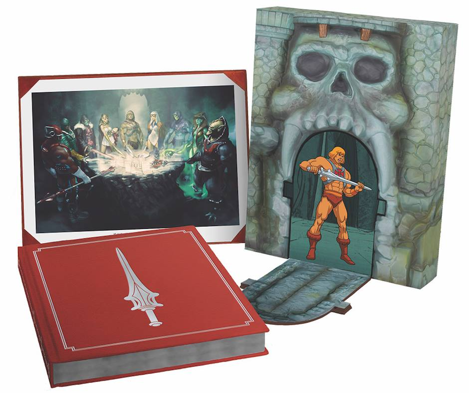 He-Man and the Masters of the Universe Limited Edition