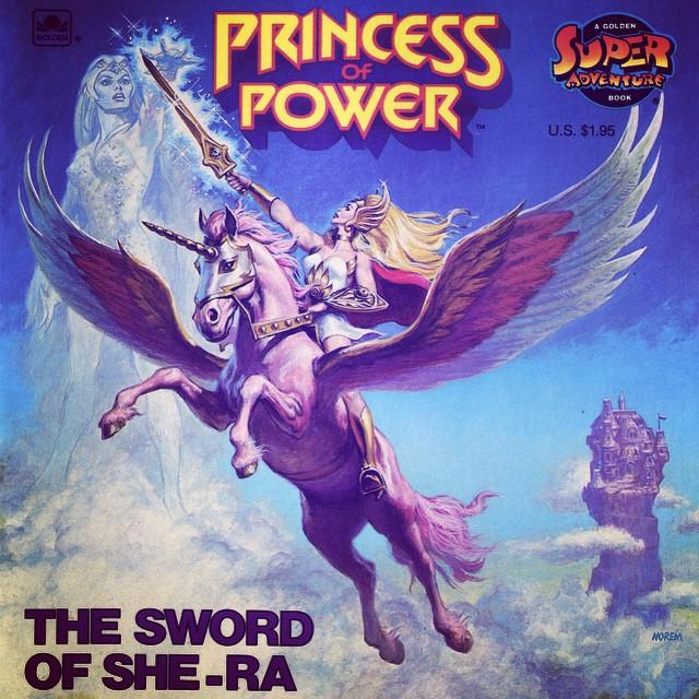 She-Ra cover