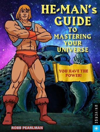 He-Man guide book