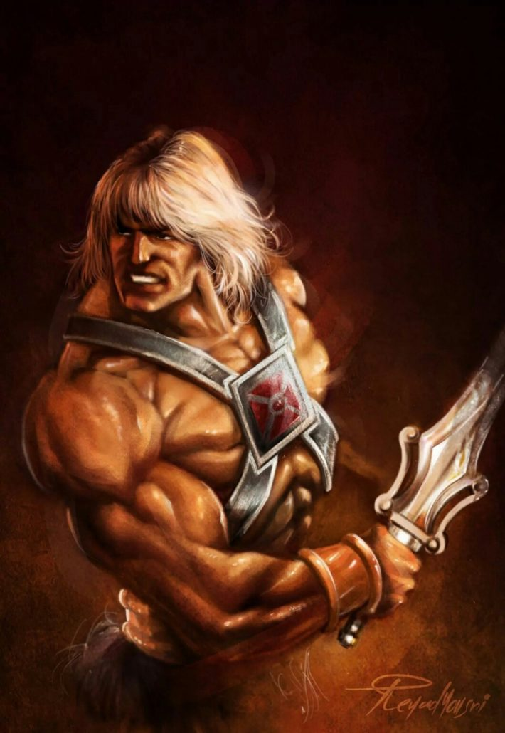 He-Man of Grayskull