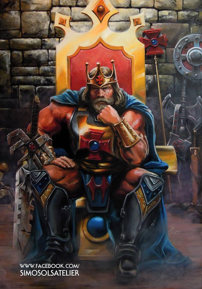 King He-Man
