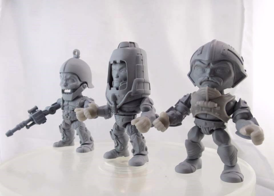 The Loyeal Subjects_MOTU Prototypes
