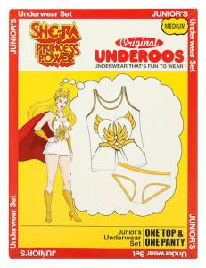 She-Ra box underoos