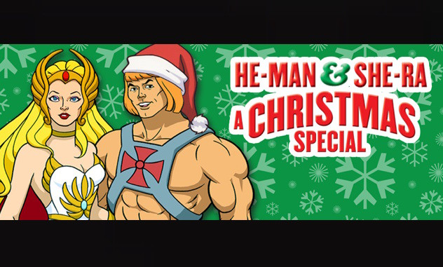 He-Man and She-Ra A Christmas Special - Video