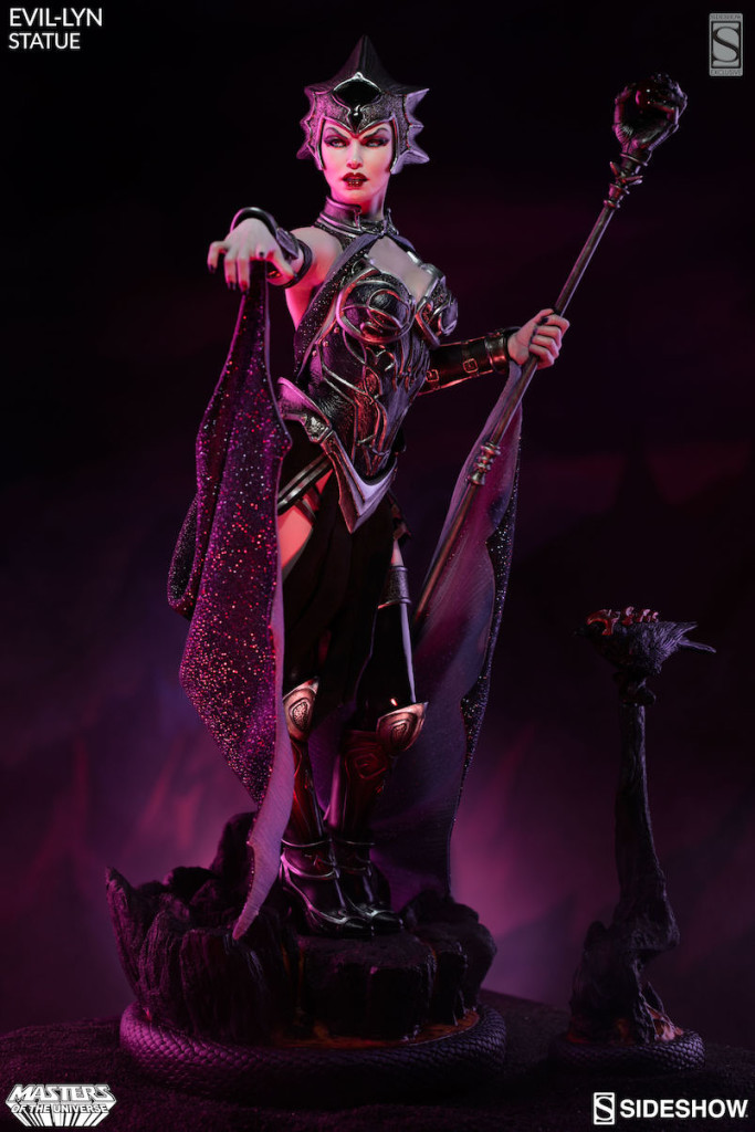 masters-of-the-universe-evil-lyn-statue