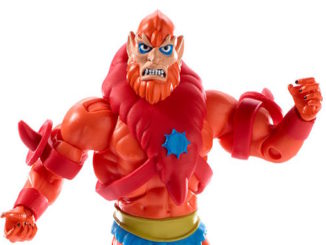Filmation Beast Man figure