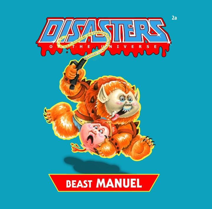 beast manuel