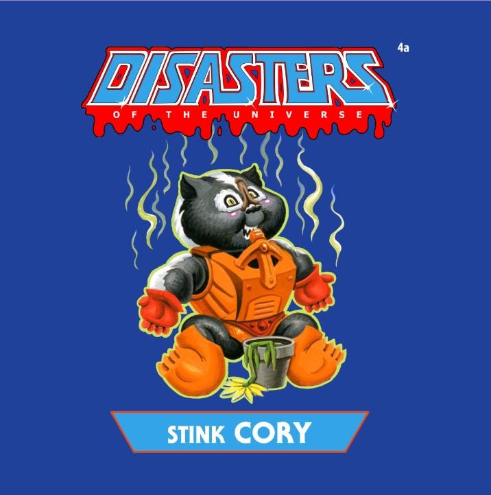 stink cory stinkor