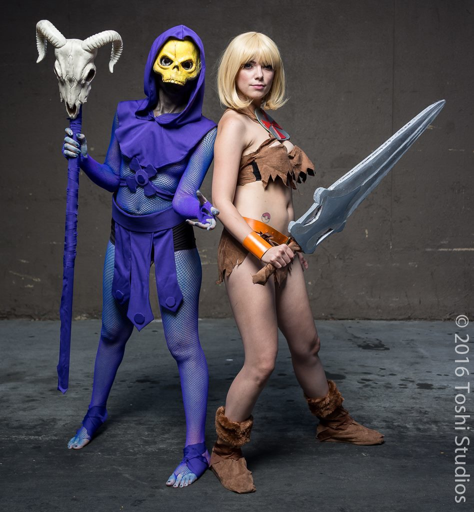 He-Man and Skeletor 2