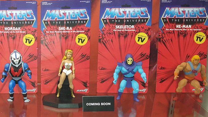 Tv, Movies & Video Games Sincere 10 X He-man Motu Figurine Leg-repair Bands