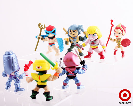 Motu Target Exclusives From The Loyal Subjects He Man World