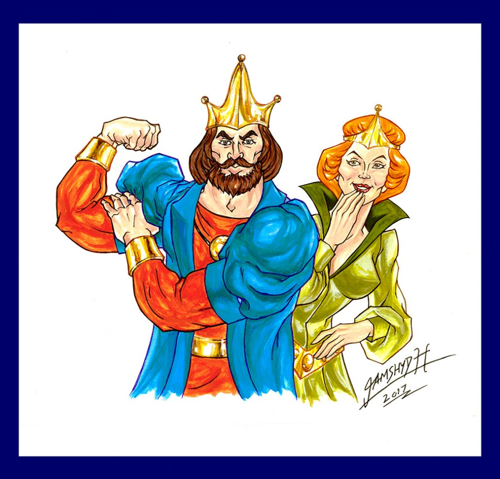 Raychul Moore as She-Ra! - He-Man World