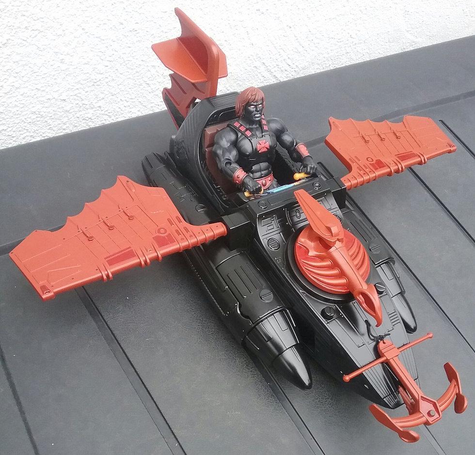 Anti-Eternia Wind Raider 2