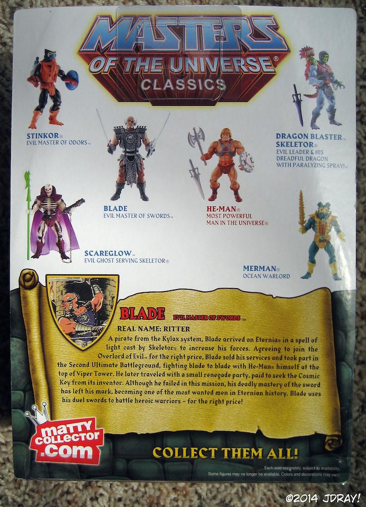 Blade-card