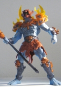 Fire Armor Skeletor