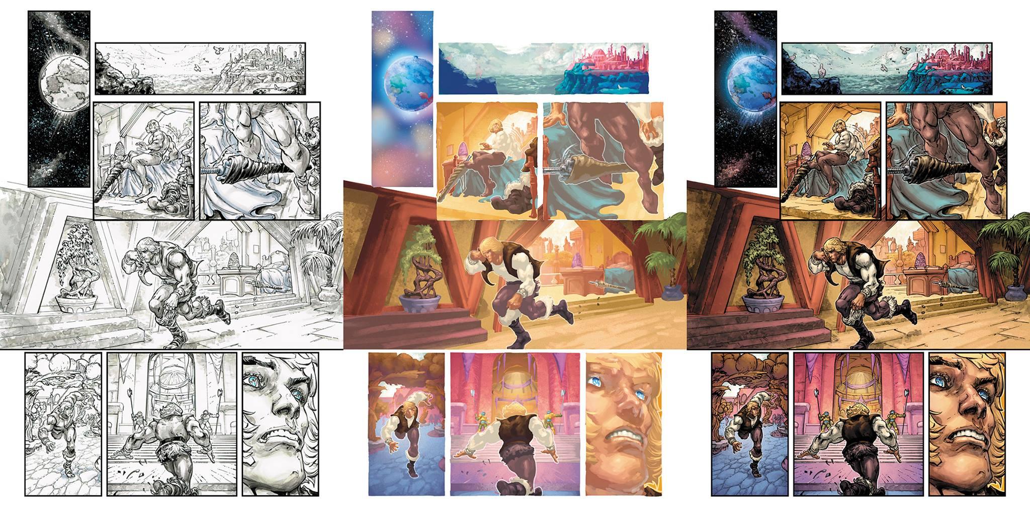He-Man:Thundercats #1 page 5