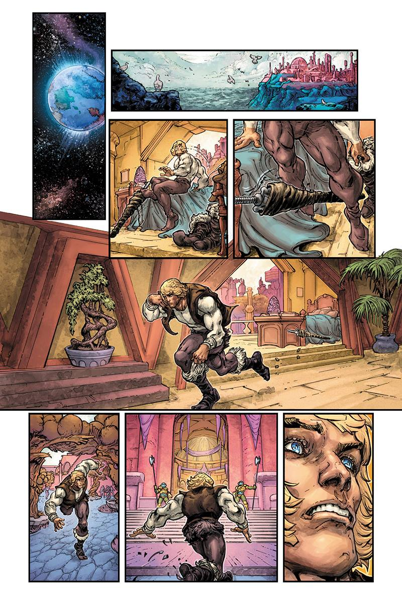 He-Man:Thundercats issue 1 page 5