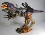 Samurai Battle Raptor