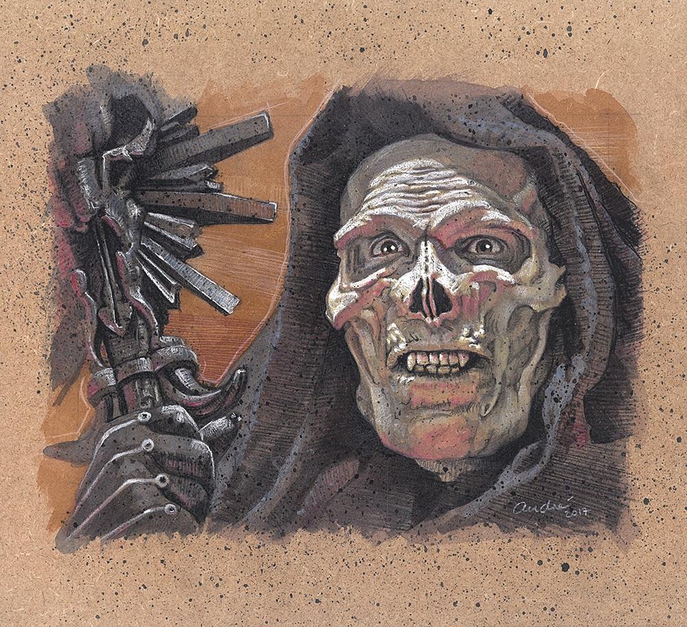 Skeletor movie by Andre