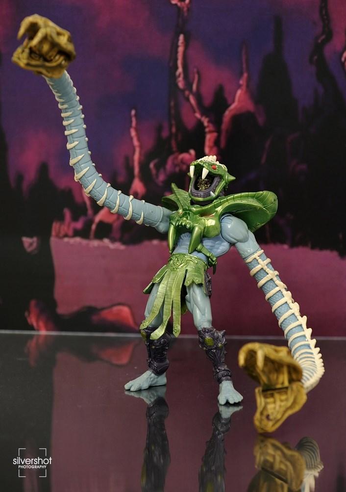 Snake Crush Skeletor 2