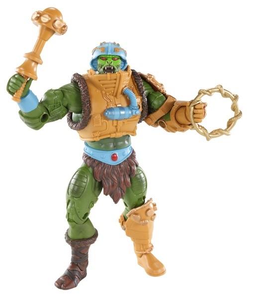 Snake-Man-at-Arms