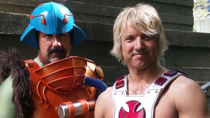He-man COSPLAY - Page 8
