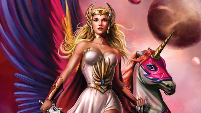 New She Ra Quot Princess Of Power Quot Poster By Eamon O Donoghue