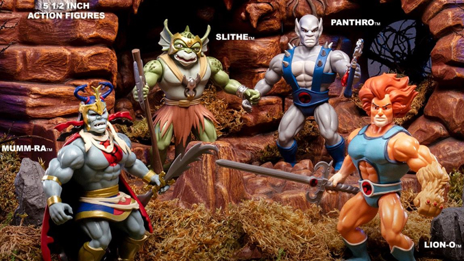 Funko savage world thundercats slithe collection motu super 7 mattel new