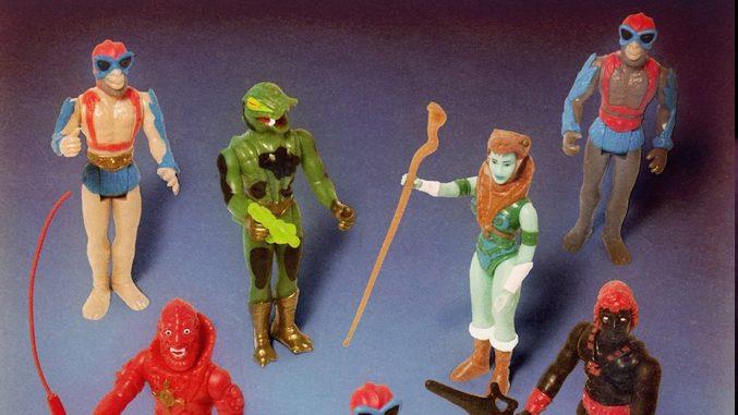 MOTU He-Man ReAction Figure Kobra Khan