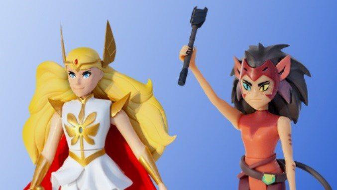 princesses of power toys