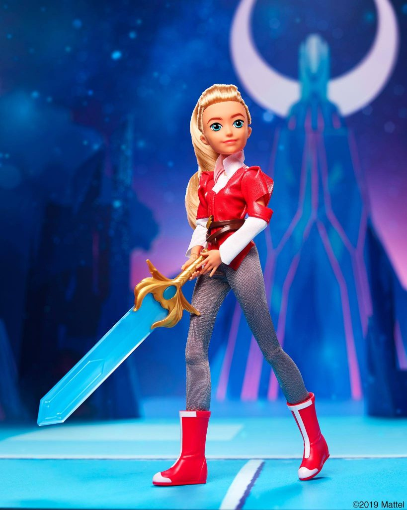 SHE-RA and the Princesses of Power SHE-RA Doll Netflix BRAND NEW